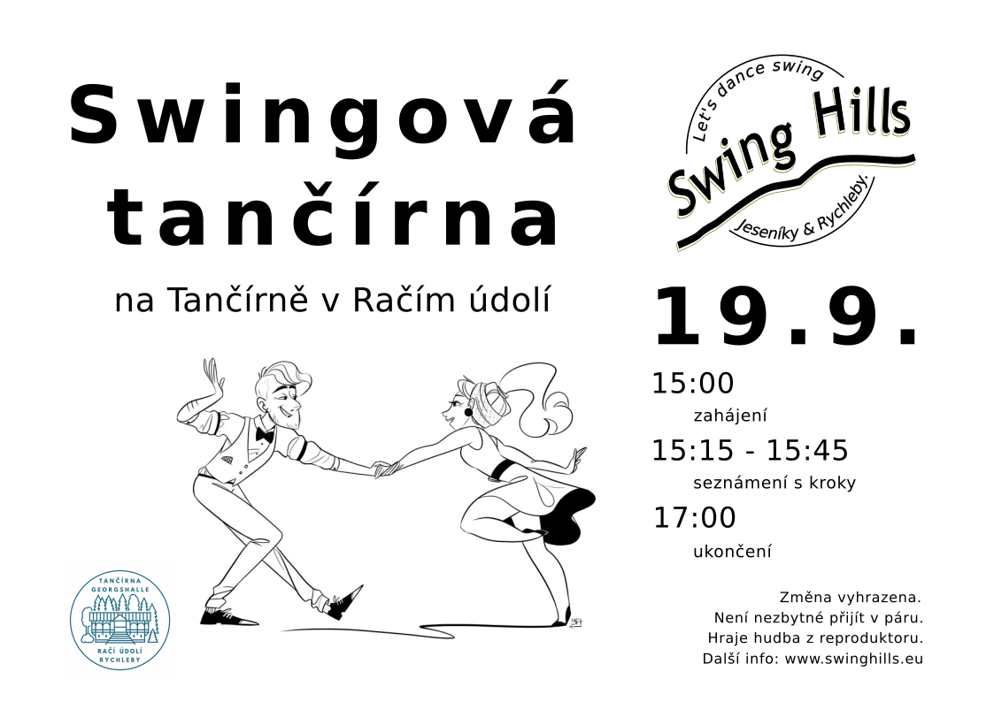 swingova tancirna